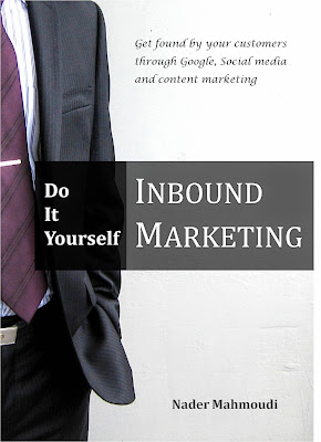 Do It Yourself Inbound Marketing Cover