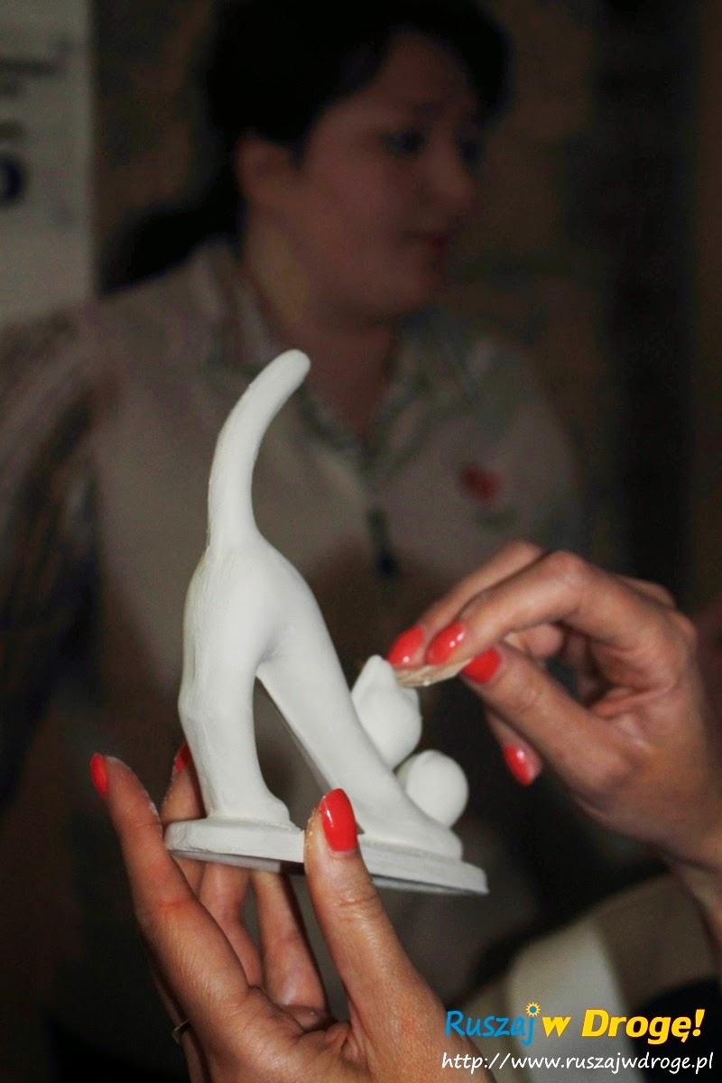 AS Ćmielów - szlifowanie porcelany