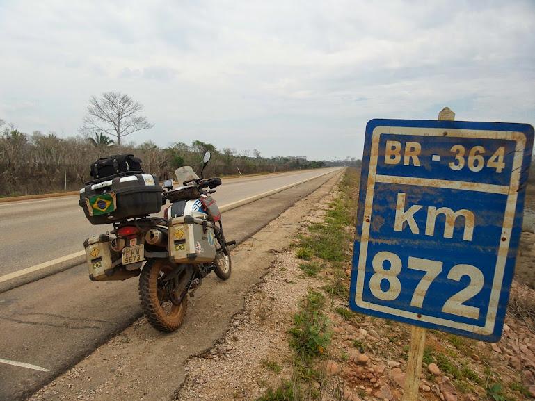 Brasil - Rota das Fronteiras  / Uma Saga pela Amazônia 20140829_124749
