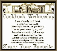 Cookbook Wednesday Logo