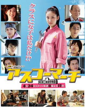 Asuko High School March สาวน้อยเพาะช่าง ( EP.1-9 END ) [บรรยายไทย]