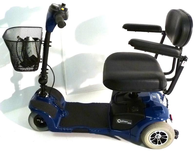 elektromobil elektroscooter meyra cityliner 306. Black Bedroom Furniture Sets. Home Design Ideas