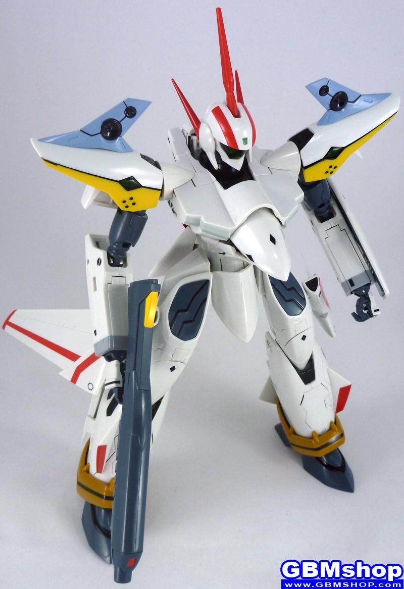 Macross 7 VF-19P Excalibur Planet Zola Patrol Color Battroid Mode
