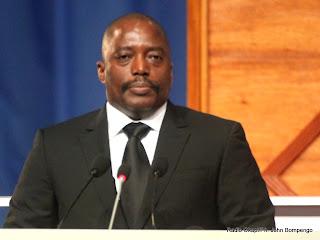 Ouverture de concertations nationale par le Président Joseph Kabila le 7/09/2013 à Kinshasa. Radio Okapi/Ph. John Bompengo