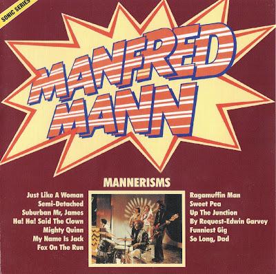 Manfred Mann ~ 1976 ~ Mannerisms