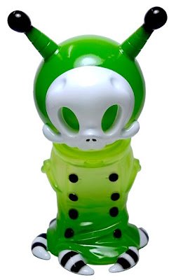 Super7 - St. Patrick's Day Translucent Green Big Sal by Brandt Peters and Kathie Olivias