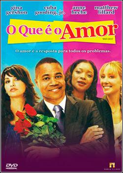 Filme Poster O Que é o Amor DVDRip XviD Dual Audio & RMVB Dublado