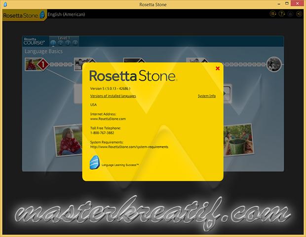 Rosetta Stone Requires Elevation Windows : Filespinoy