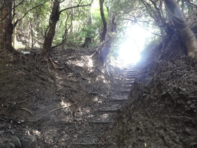 薩埵峠 東海道五十三次