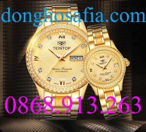 Đồng hồ đôi cơ TeinTop 8629 TT201