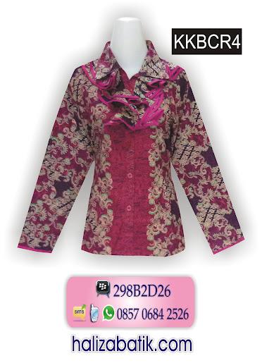 baju batik wanita terbaru, model baju kantor, baju online