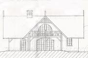 Eladó ház, hétvégi ház és lakóház tervrajz és látványterve