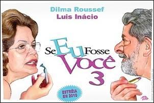 Crítica Política. Dilma não é o Lula de saias.