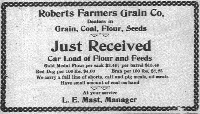 Roberts Farmers Grain Co.