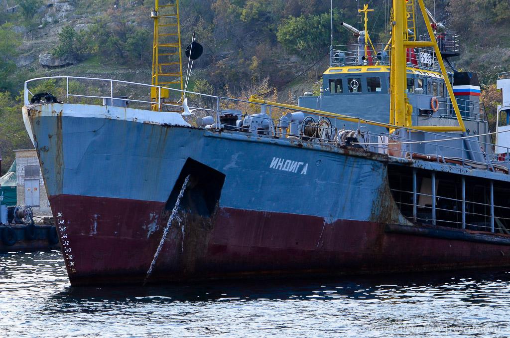 """Малый морской танкер """"Индига"""""""