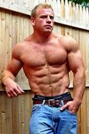 Bodybuilding Male Models - Sexy Hulk Guys Photos Set II