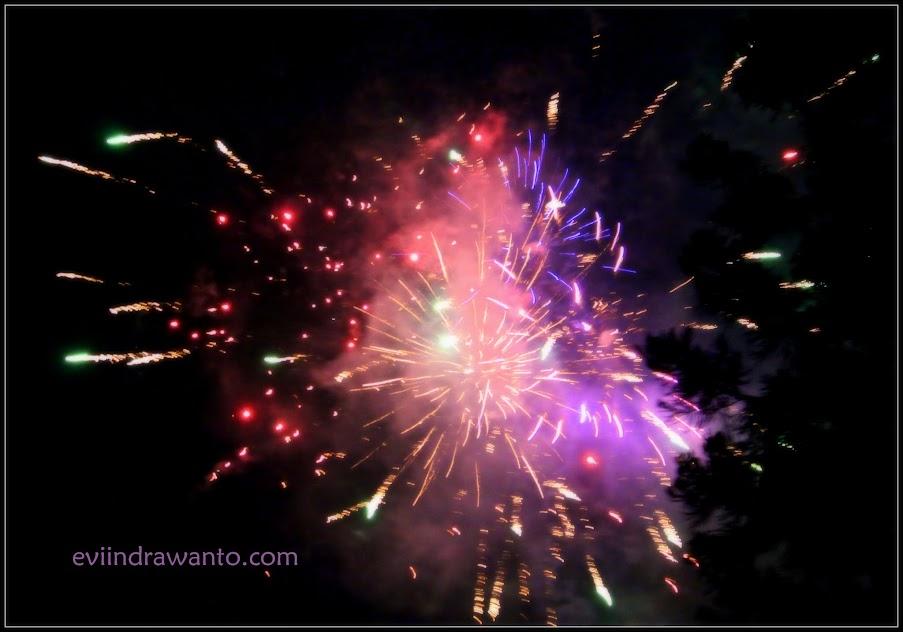 firework Grafik, Rumus dan Angka