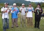 11-15位の選手の皆様(HANASHINOBU食事券) 2011-10-28T01:08:17.000Z