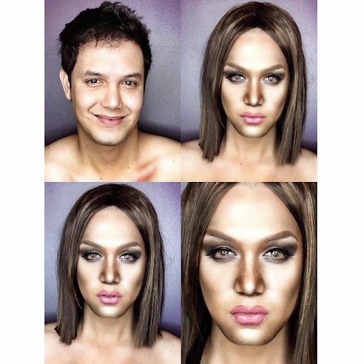 Paolo Ballesteros Makeup Transformations with Pictures 09
