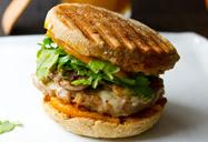 pumpkin bfast sandwich