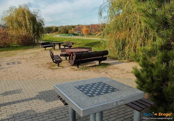 Park Reagana w Gdańsku - miejsce spotkań