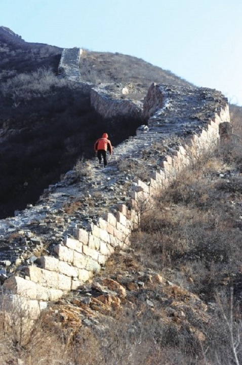 How to save the disappearing Great Wall of China?