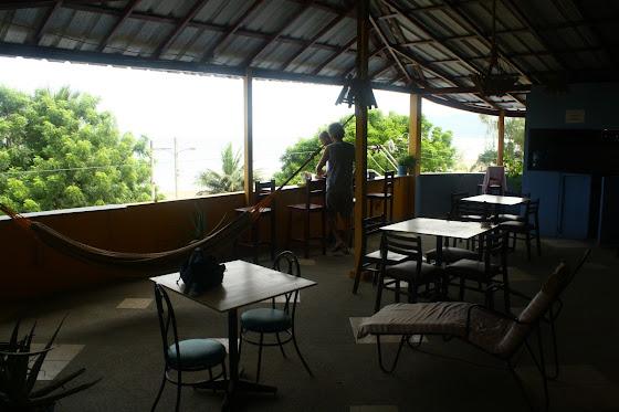 puerto lopez hostel ecuador