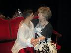 Obra Don Juan&Carmen. Actores: Eros Recio y Pilar Andrés