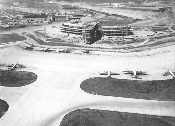 50 aniversario de la Terminal 2 del Aeropuerto de Barajas