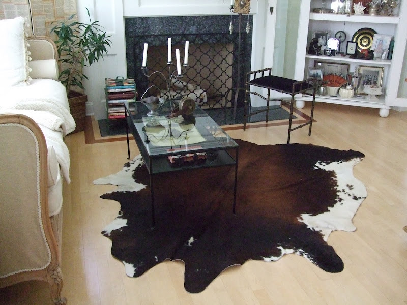 Taking Care of Your New Cow Hide Rug