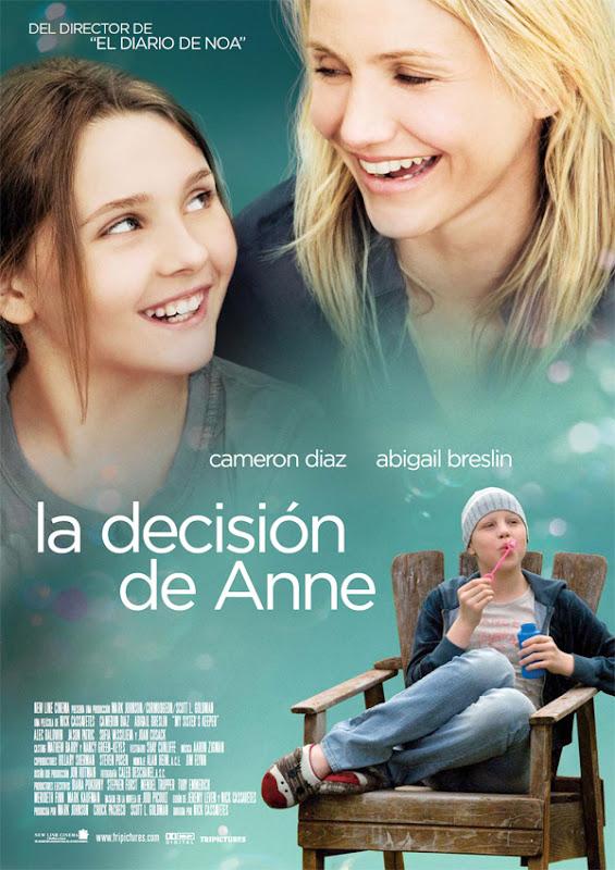 La decisión de Anne (Nick Cassavetes, 2.009)
