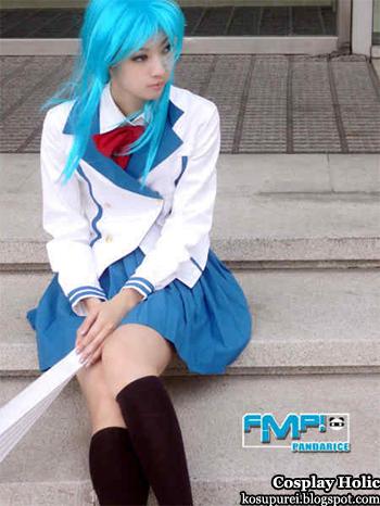 full metal panic! cosplay - chidori kaname