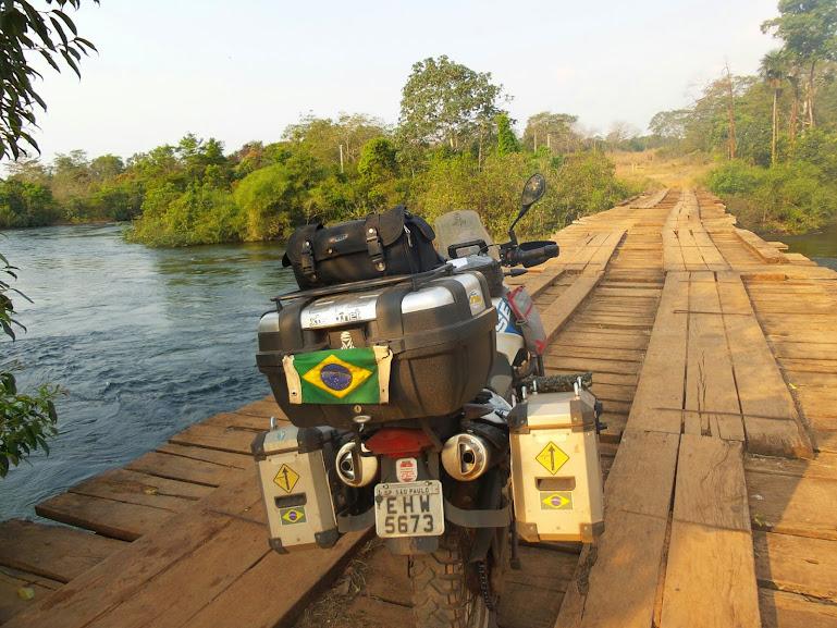Brasil - Rota das Fronteiras  / Uma Saga pela Amazônia 20140825_170421