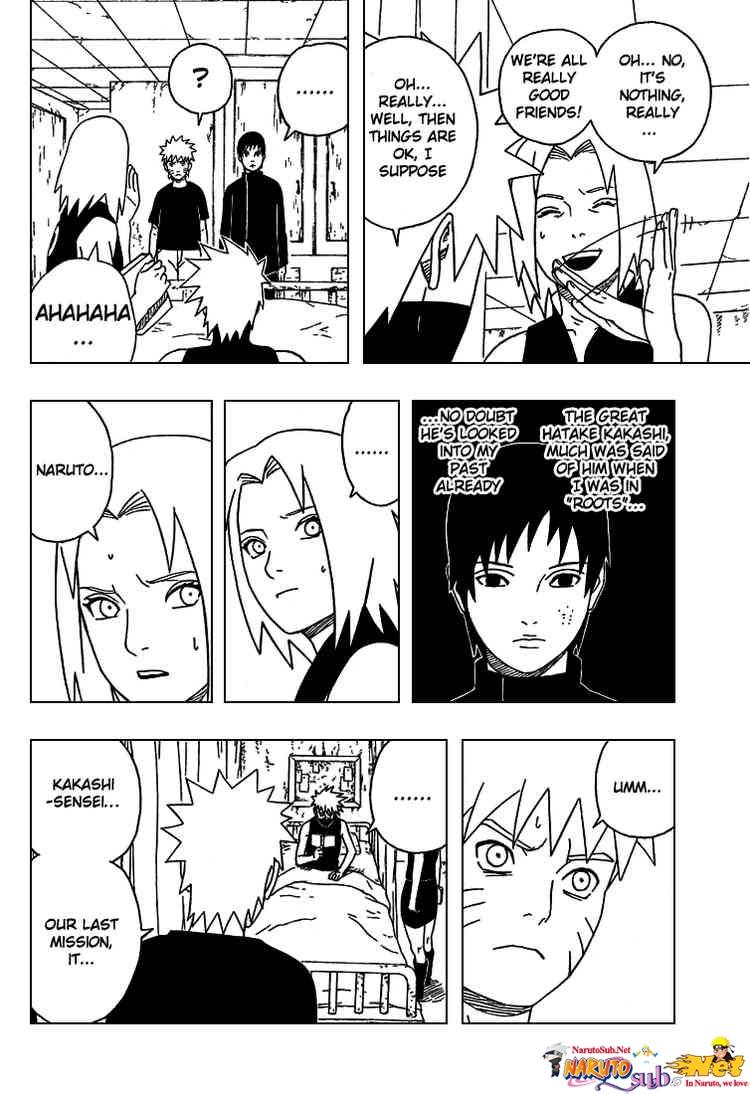 tz 14, Naruto chapter 311    NarutoSub