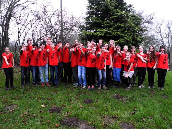 fotka účastníků a orgů Perun 2014