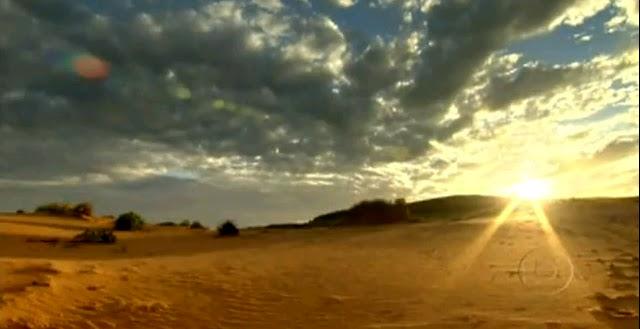 o deserto do sul do Brasil