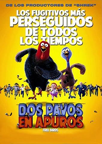 Dos Pavos En Apuros 2013 BRRip 720p Dual Latino-Inglés