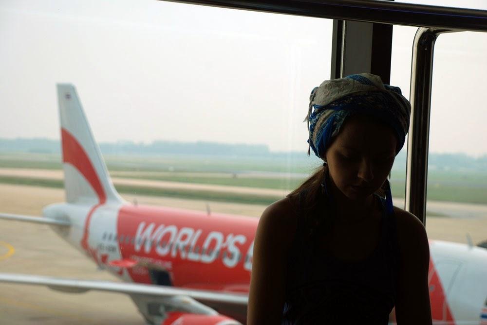 Лучший способ добраться из Тайланда в Индию - это самолет AirAsia