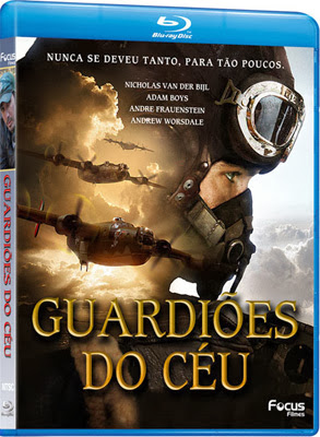 Filme Poster Guardiões do Céu BDRip XviD Dual Audio & RMVB Dublado
