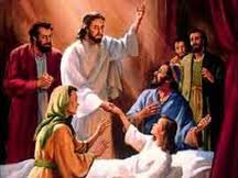 Milagros De Jesucristo Jesus Resucita A La Hija De Jairo