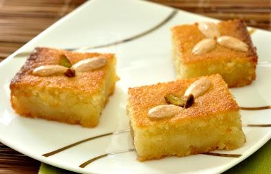 food 14181  حلويات رمضان 2014 جديده طريقة تحضير البسيمة