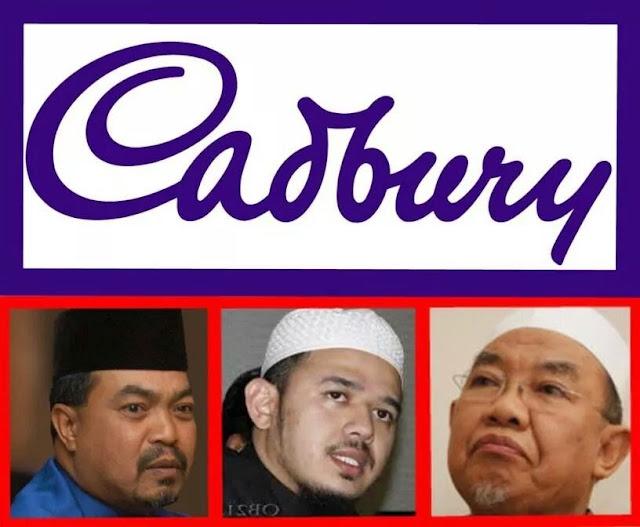 Ulama Cadbury?