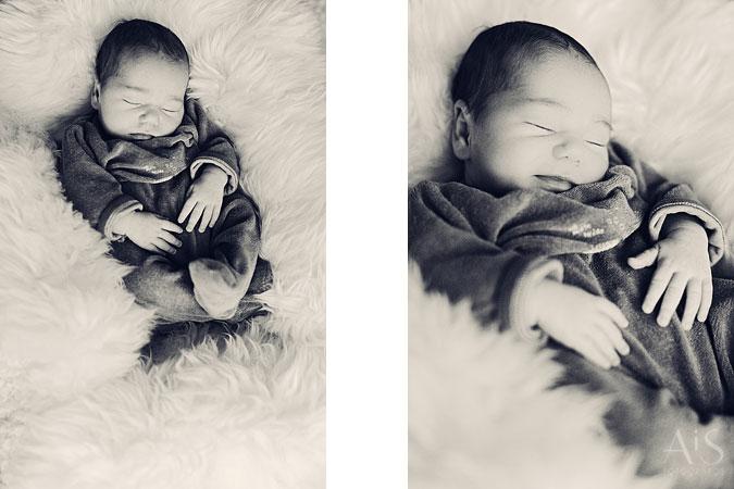 Sesion de fotos de recien nacido