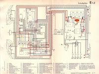1972 Volkswagen Type 3 Wiring Diagram