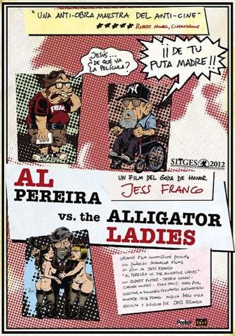 Al Pereira vs The Aligator Ladies
