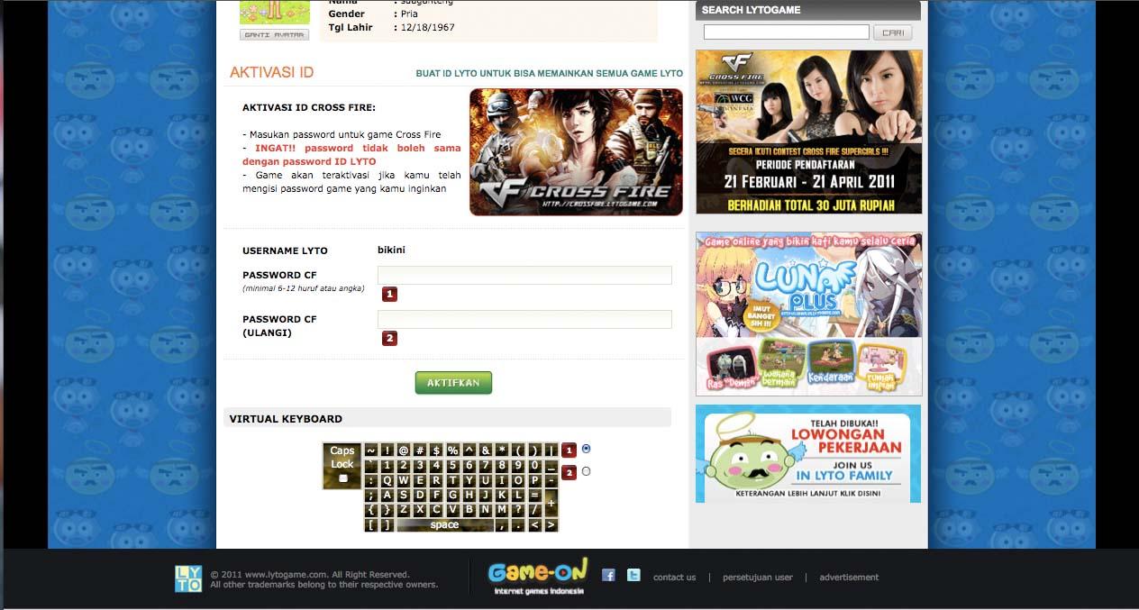 Tips And Trick Game Croosfire Indonesia Lyto 20000 Koin Tidak Sama Dengan Pass
