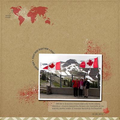 Kanada, Whistler (elokuu 2012)