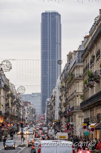 Paris Montparnasse Kulesi