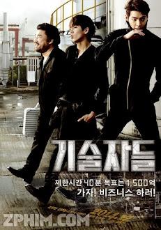 Cướp Siêu Đẳng - The Technicians (2015) Poster