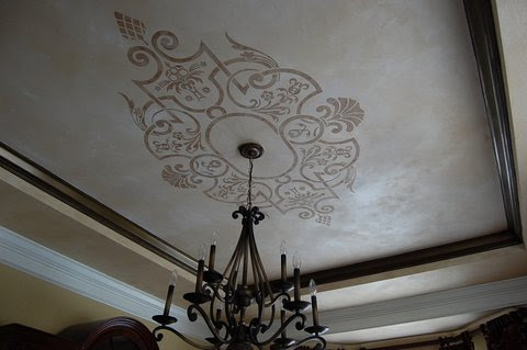 Ceiling Medallions and Embellishments